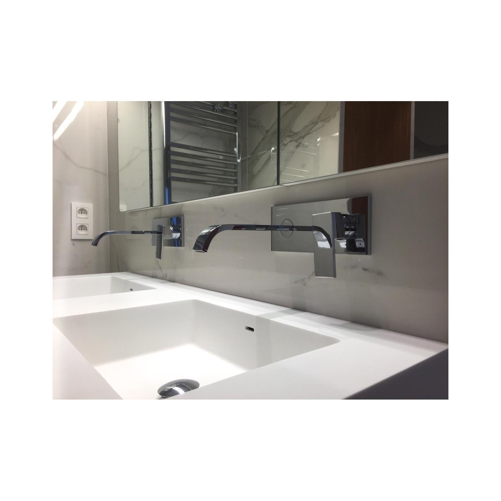 robinet mitigeur 1351857 mural encastr saillie 20cm s rie135 casalux home design. Black Bedroom Furniture Sets. Home Design Ideas