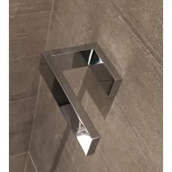 Porte papier toilette, wc laiton chromé 4602850, série460
