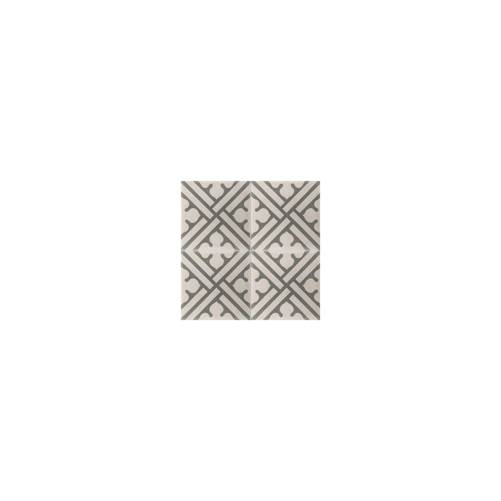 Ciment coloré motif COF 11