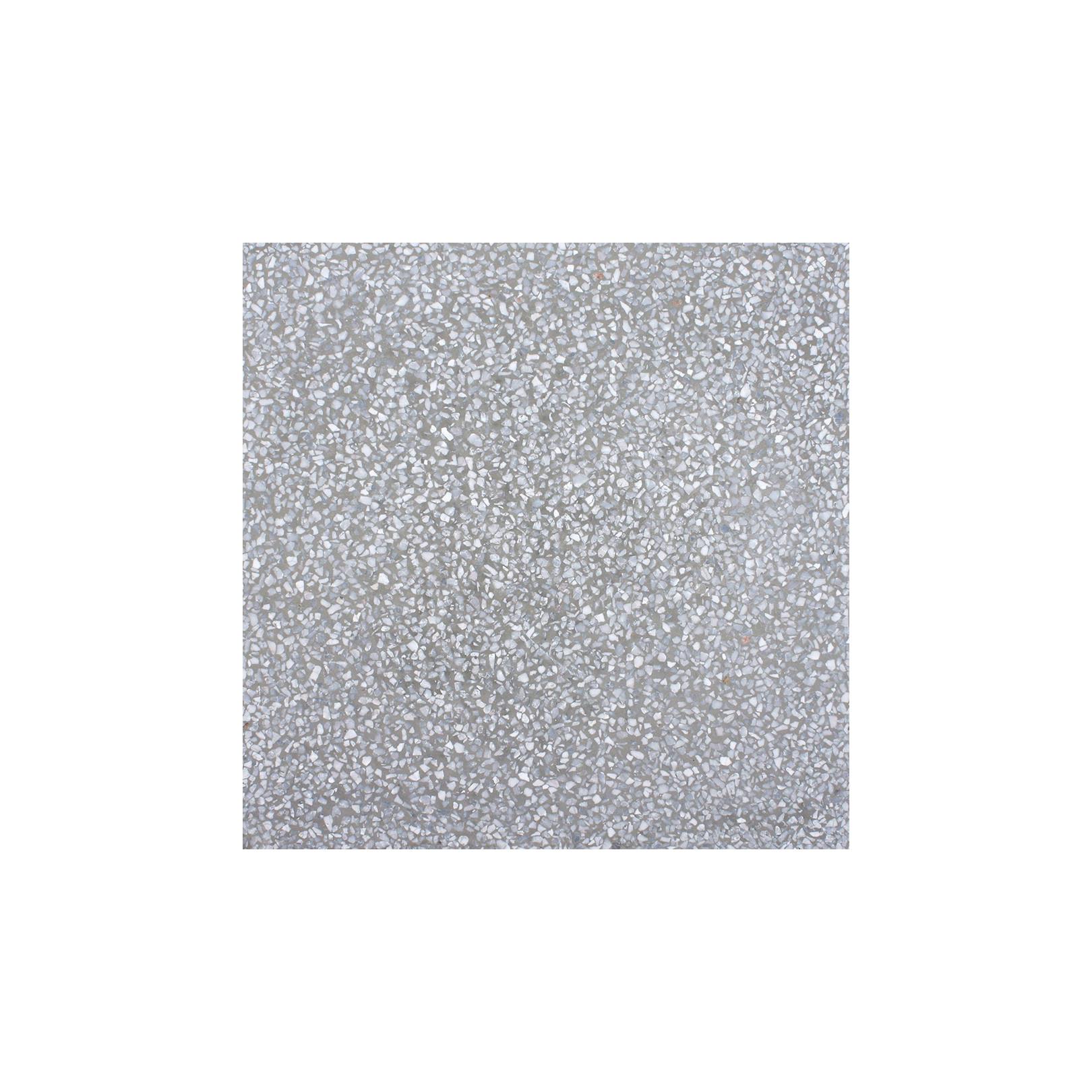 Carreau Terrazzo uni gris TG329, 30x30cm
