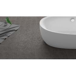 Carrelage grès cérame effet carreau terrazzo Drops Natural uni (5 couleurs), 18,5x18,5cm