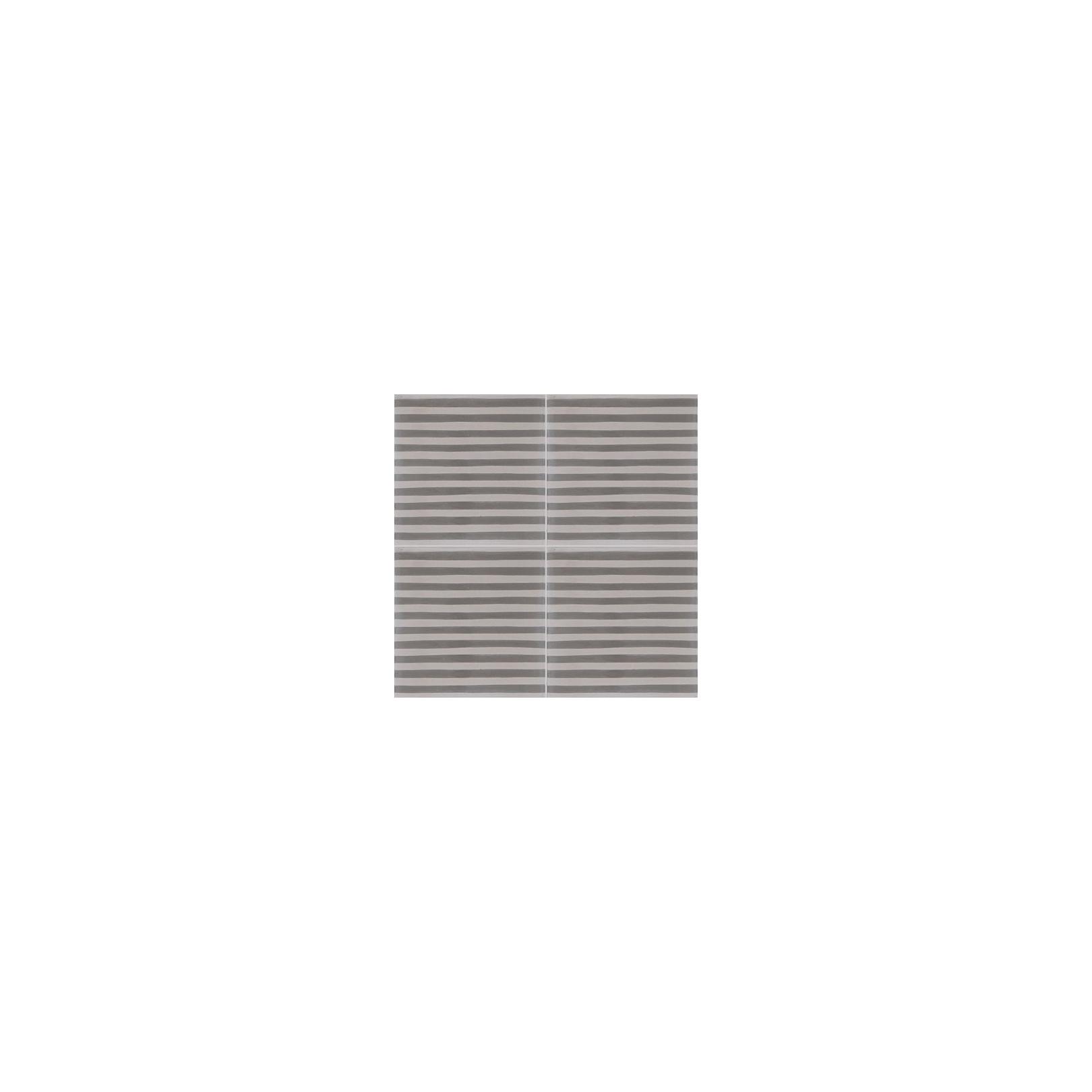 carreau de ciment color rayure gris clair et gris fonc cof19 casalux home design. Black Bedroom Furniture Sets. Home Design Ideas