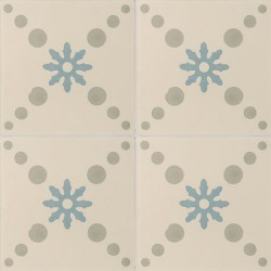 Ciment coloré motif F 07.27.15