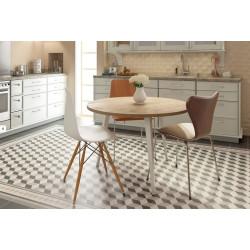 Carrelage grès cérame effet carreau ciment Caprice Provence