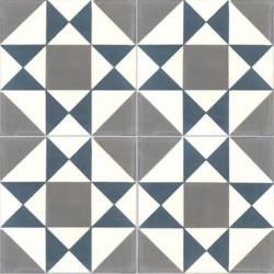 Ciment coloré motif GRENELLE 10.30.32