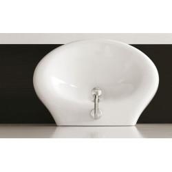 Vasque à poser ou à suspendre Touch 63,5x49,5cm, TOLAV70