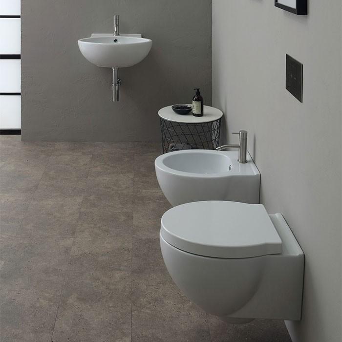 wc suspendu short 50x38cm avec abattant 14 couleurs ref 30120101 casalux home design