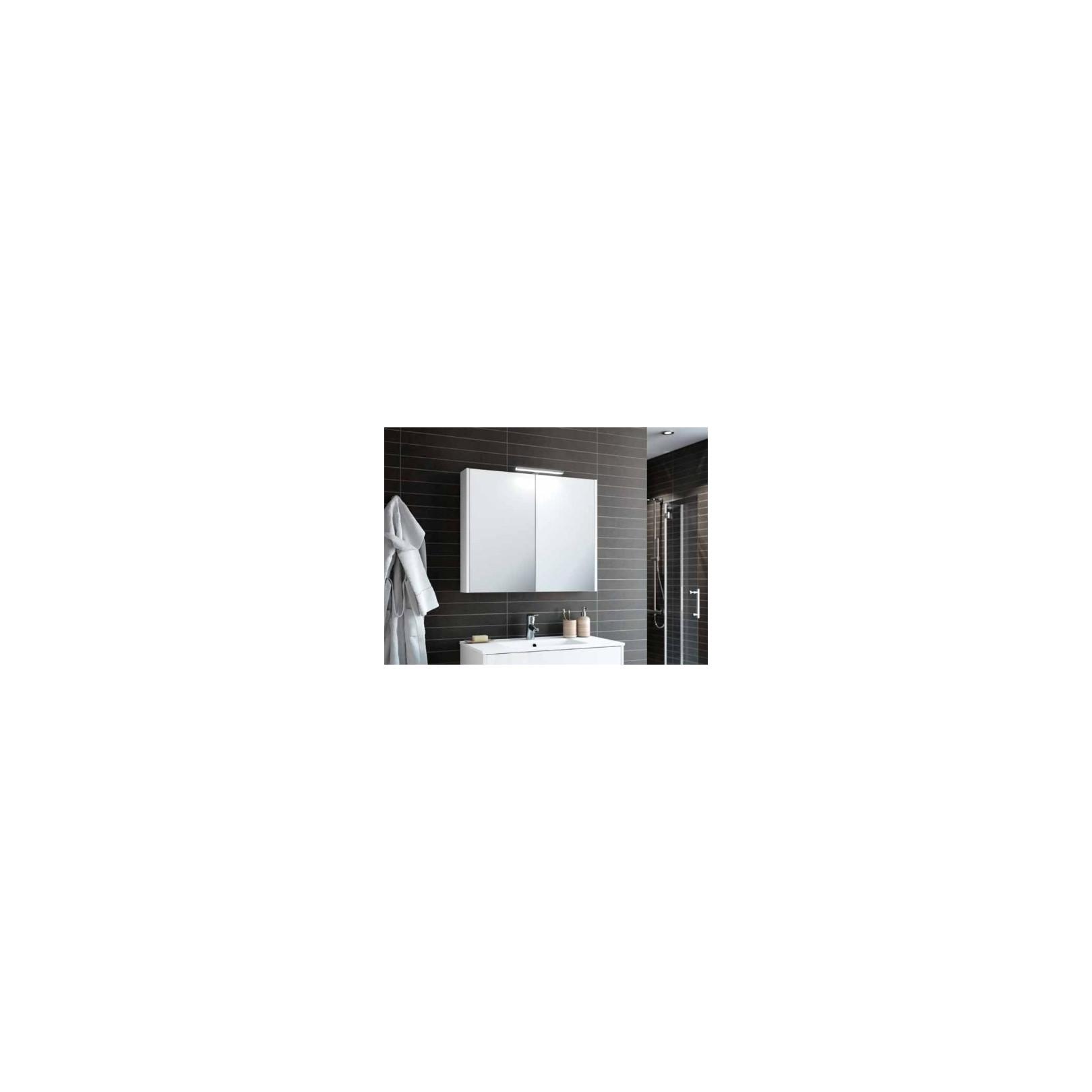 armoire miroir suspendue de salle de bain faible profondeur schwan 600 et 800 casalux home. Black Bedroom Furniture Sets. Home Design Ideas