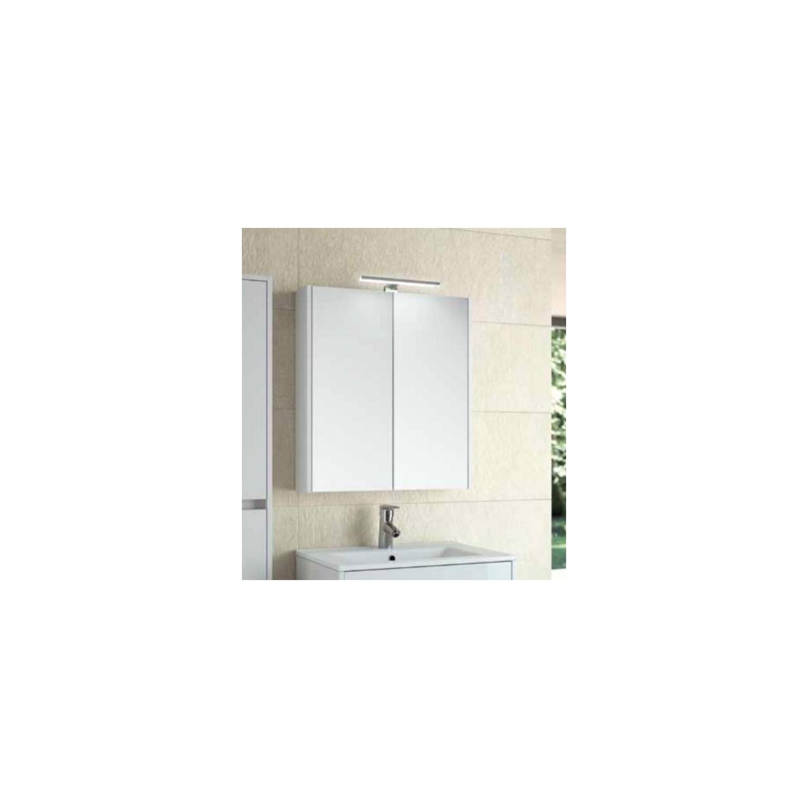 Armoire Miroir Suspendue De Salle De Bain Faible Profondeur Schwan 600 Et 800 Casalux Home Design