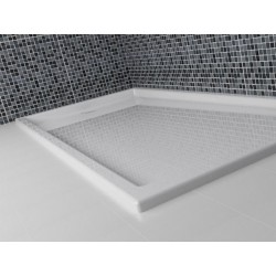 Plateau, receveur de douche Visual rectangle (14 dimensions)