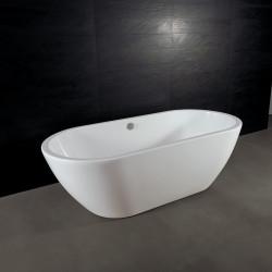 Baignoire ilôt Form 190x90cm, en acrylique