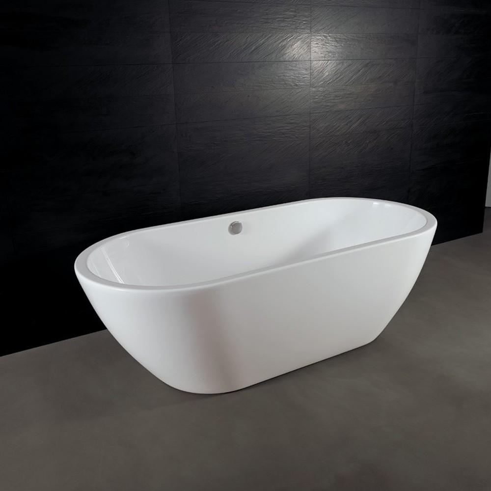 Baignoire Ilot Form 190x90cm En Acrylique Casalux Home Design