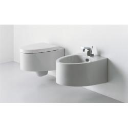 WC suspendu Boing 55x36,5cm avec abattant