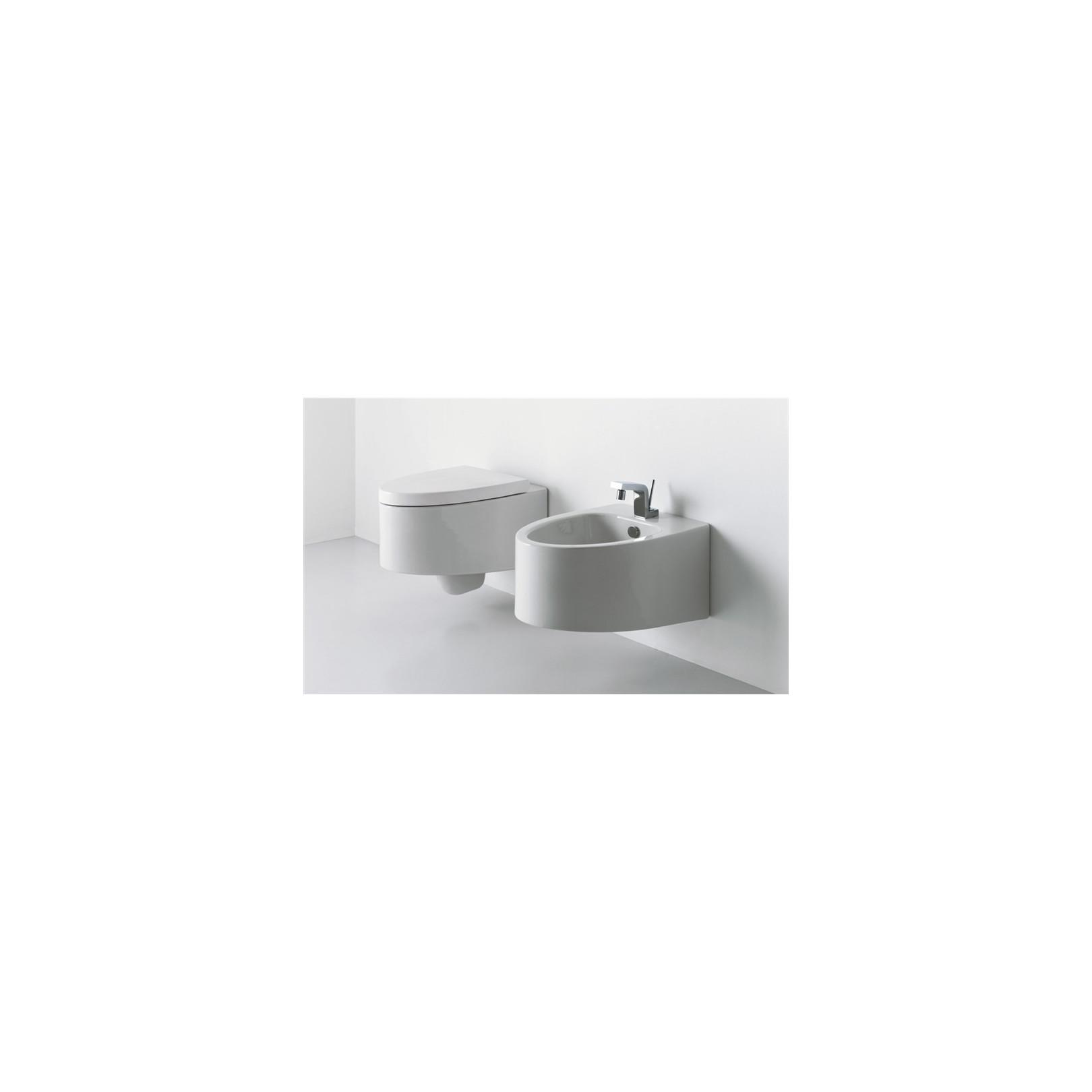 WC suspendu Boing 36,5x55cm avec abattant, BOWCSO+BOCOPRTIouBOCOPRTICR