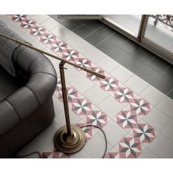 Carrelage grès cérame effet carreau ciment Caprice Deco Colours Magic
