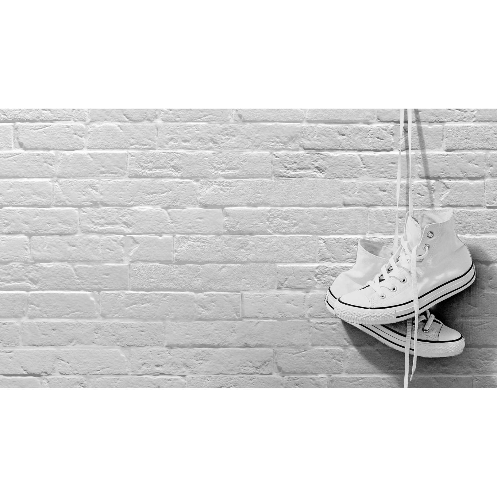 Carrelage mural Briques White 23x4,5cm (mat ou brillant)