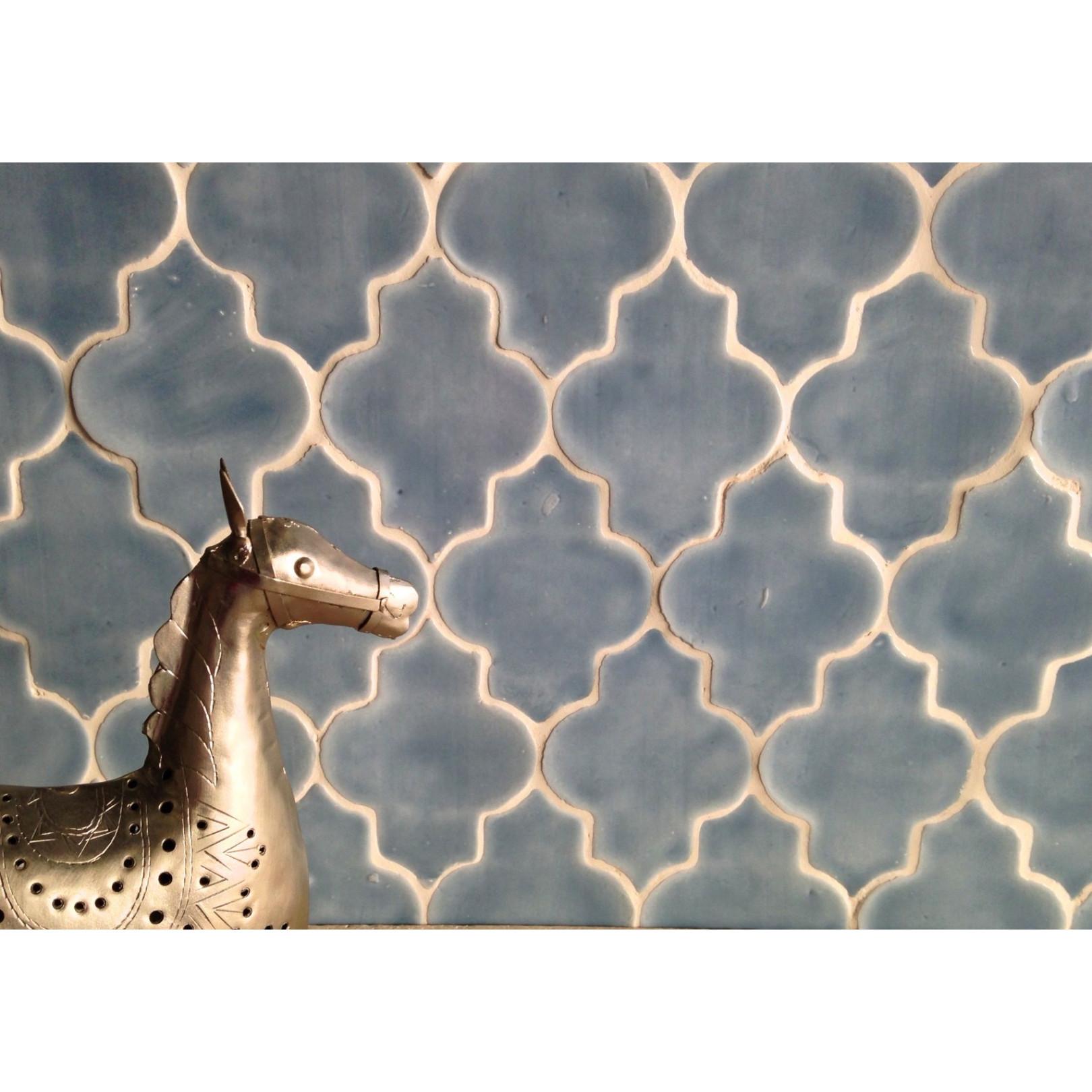 carrelage mural arabesque formt lanterne terre cuite maill e 18 couleurs casalux home design. Black Bedroom Furniture Sets. Home Design Ideas