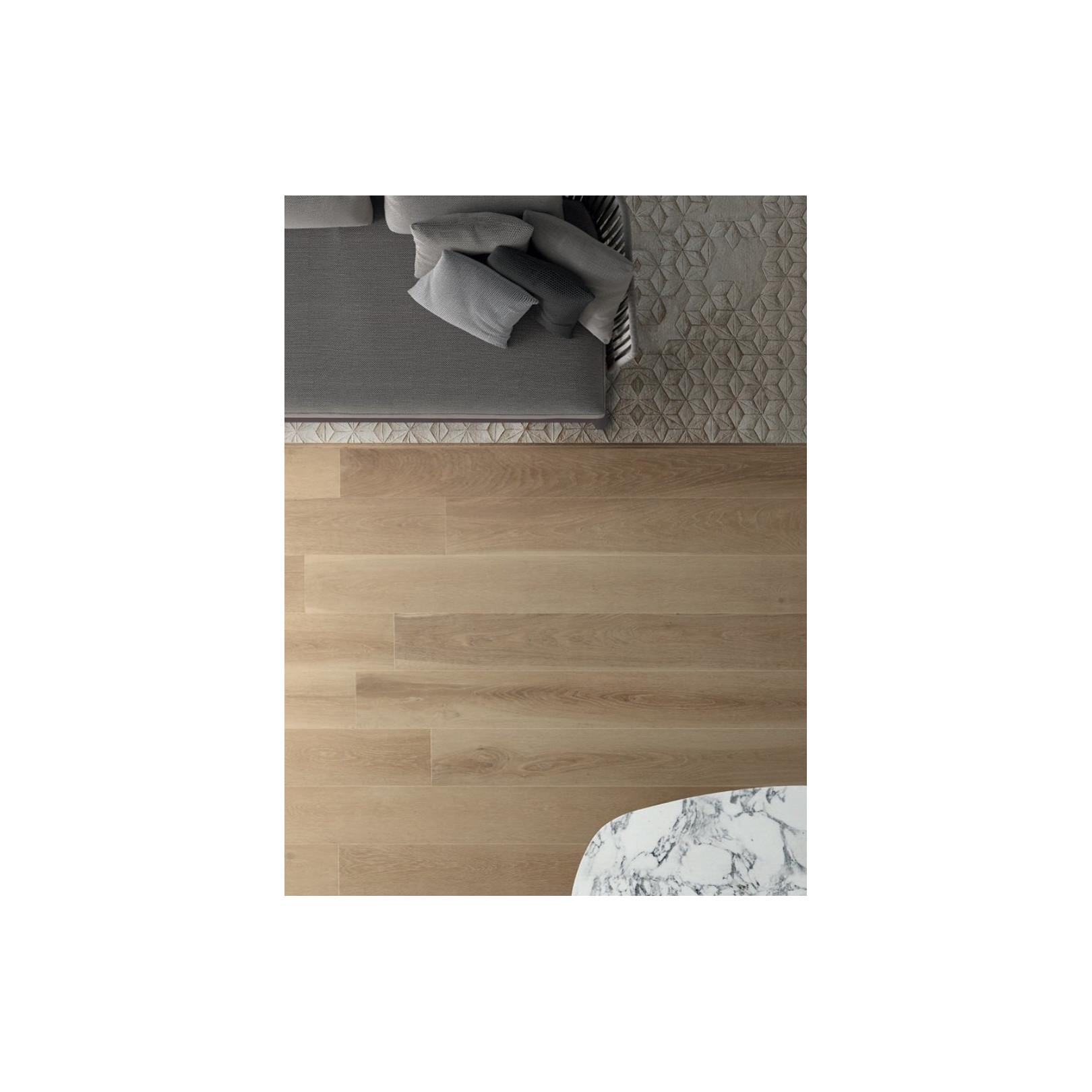 Carrelage grès cérame effet parquet Lightwood (6 couleurs, 6 formats)