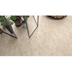 Carrelage grès cérame effet rustique Cottage 14x7cm (5 couleurs)