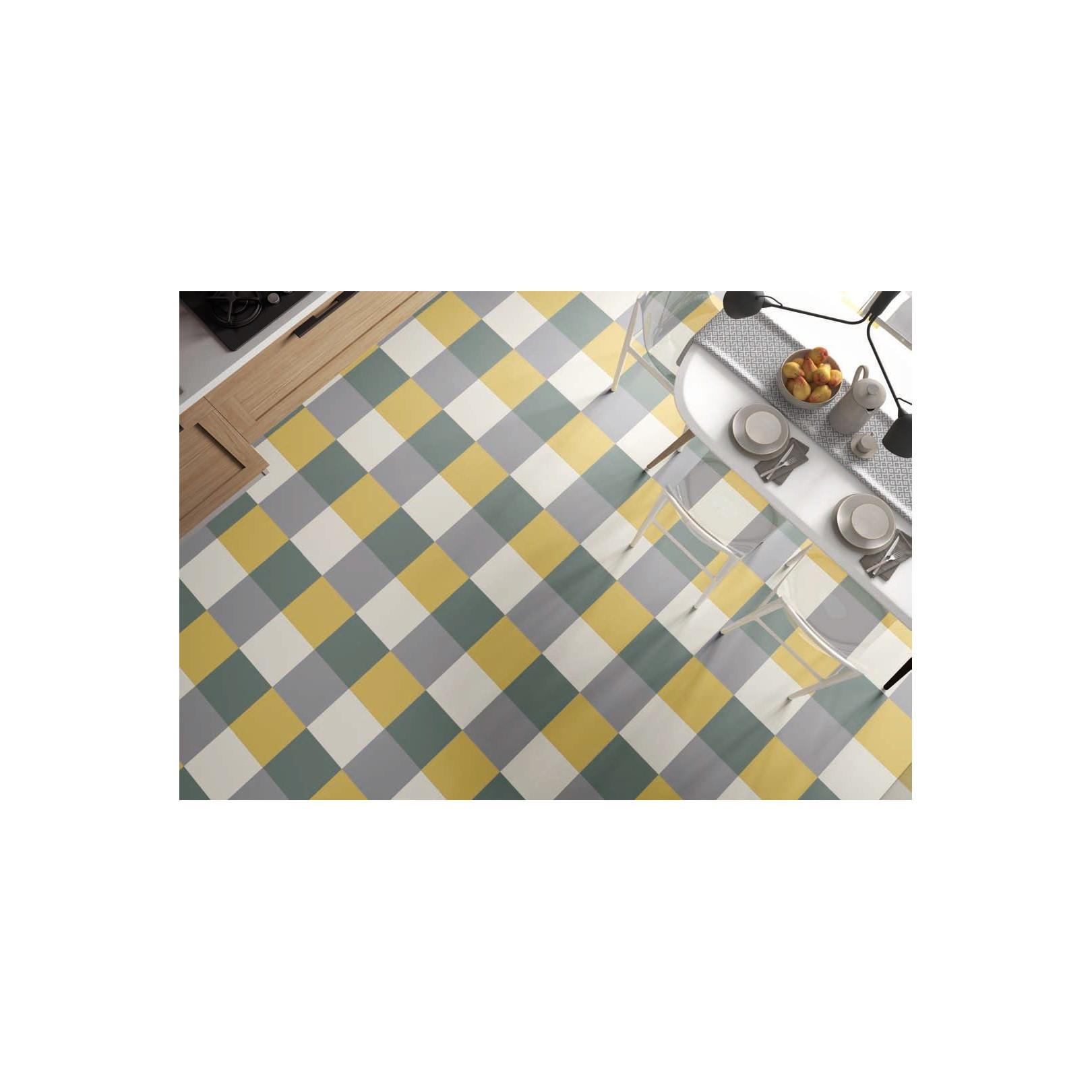 Carrelage grès cérame 25x25 Basic, 25x25cm (11 couleurs)