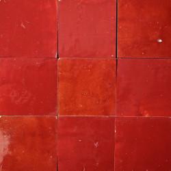 Carrelage mural Zellige manuelle Lie de vin 19