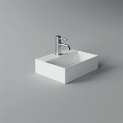 Lavabo, vasque Spy 40x30cm (16 couleurs) rectangle ref. 34120101