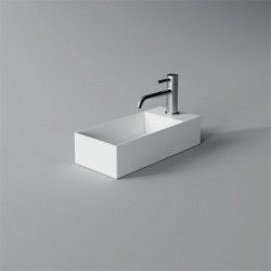 Lavabo, vasque Spy 30x30cm (16 couleurs) carré ref. 34130101