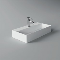 Lavabo, vasque Spy 60x30cm (16 couleurs) rectangle ref. 34140101