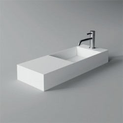Lavabo, vasque Spy 75x27cm (16 couleurs) rectangle ref. 34150101