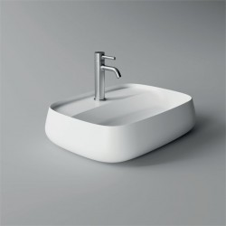 Lavabo, vasque Nur 60x45cm Plan (16 couleurs) rectangle ref. 33210101